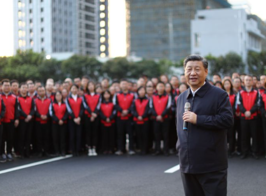 Xi Finalizes Hong Kong Election Changes, Cementing China Control